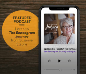 """Listen to """"The Enneagram Journey"""" from Suzanne Stabile"""
